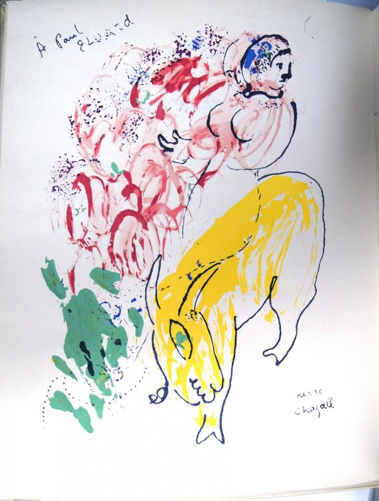 eluard chagall1