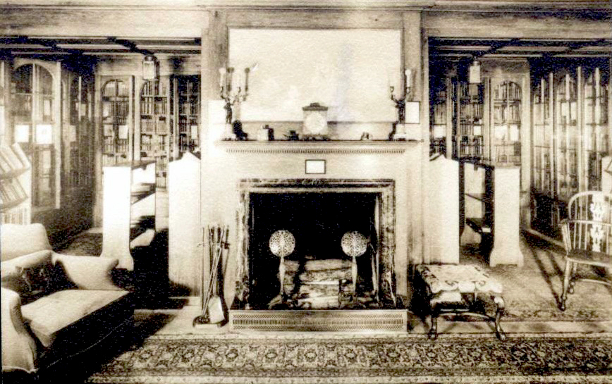 1944_Parrish_library_Dormy_House