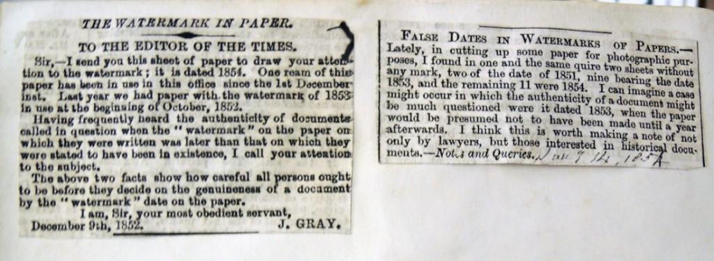 specimens of paper5