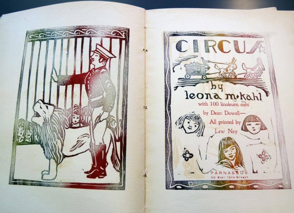 lew ney circus1