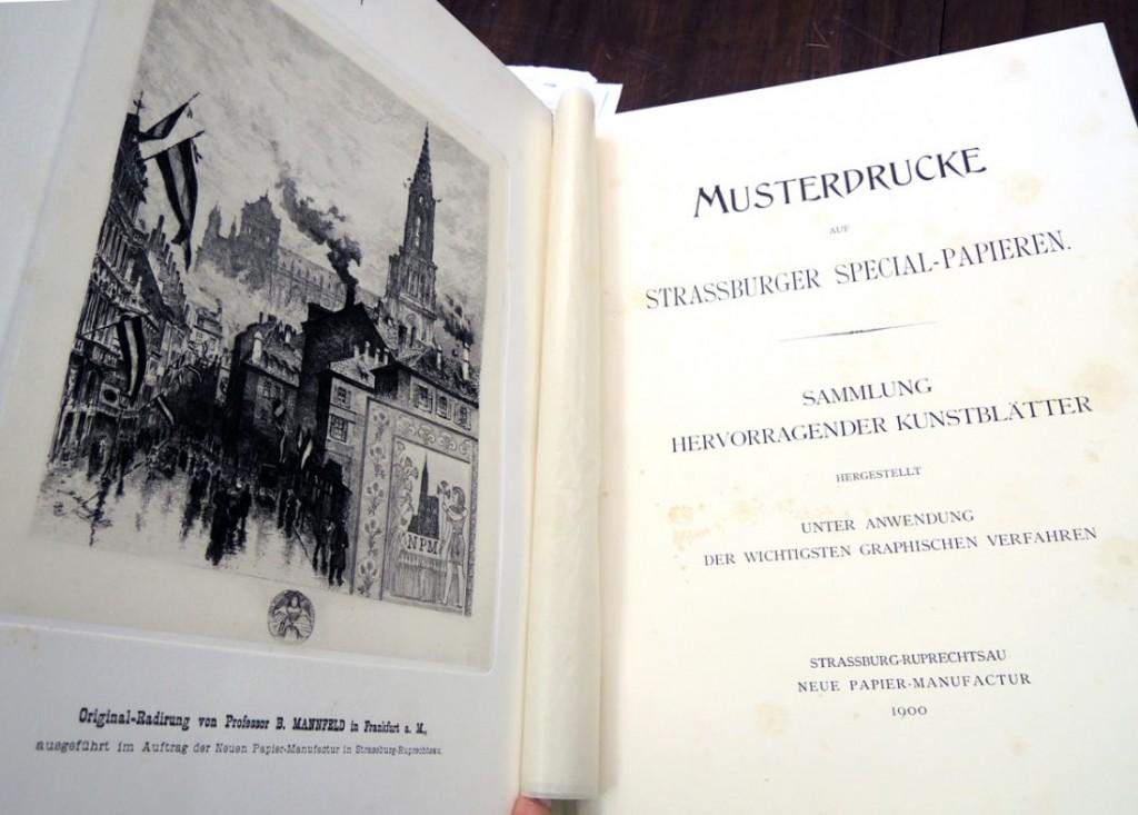 paper sample book strassburg2