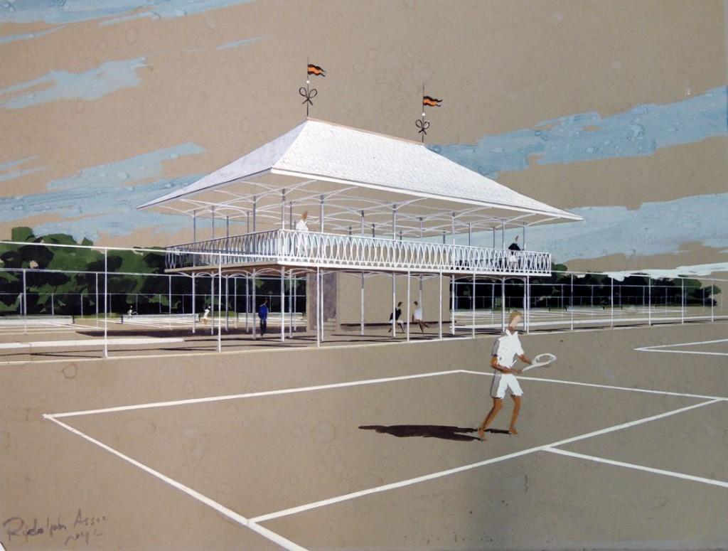 rudolph tennis