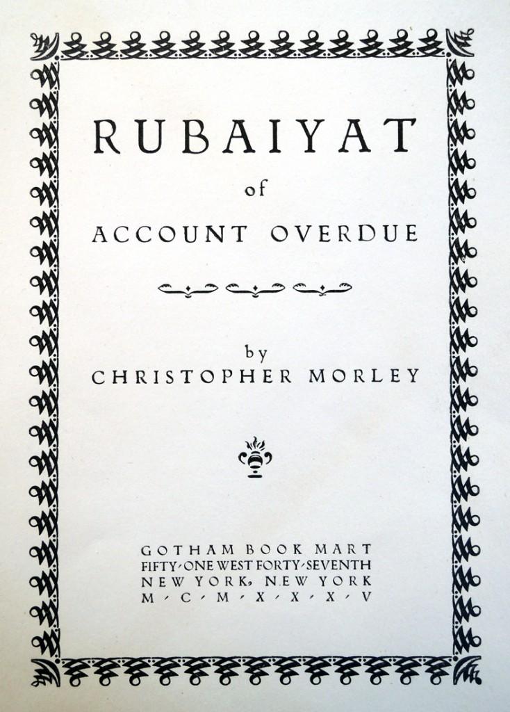 morley rubaiyat1