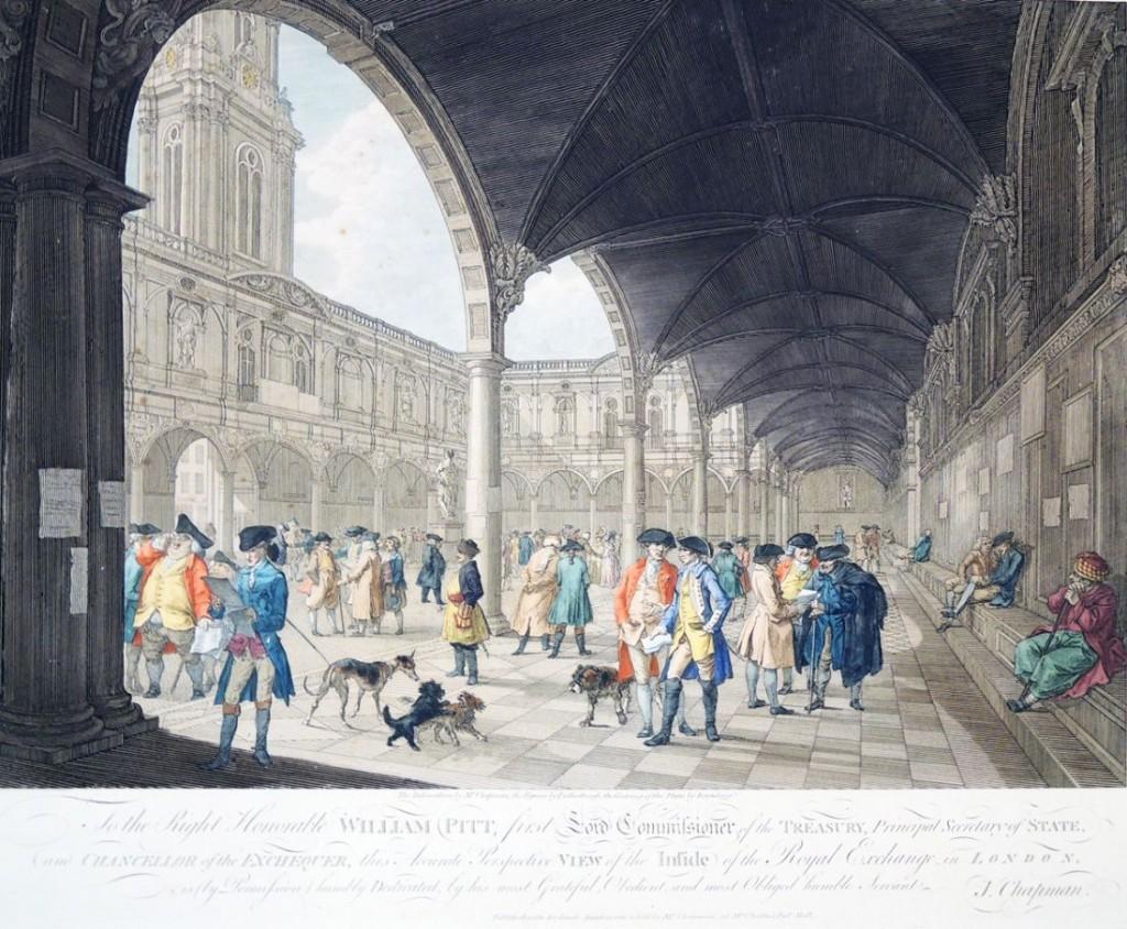 bartolozzi view of the inside