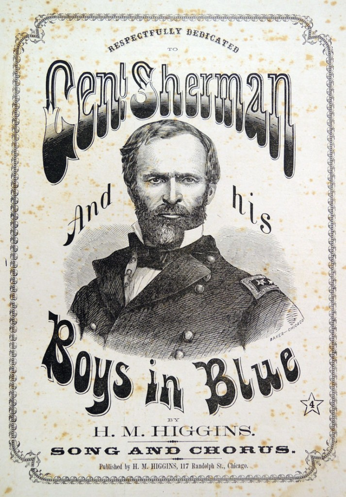 civil war sheet music5