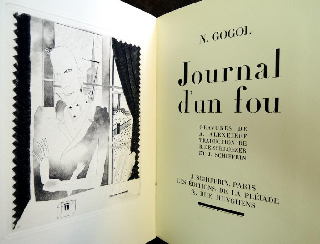 gogol journal 1