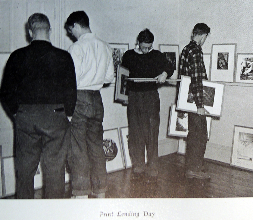 princeton print club 15