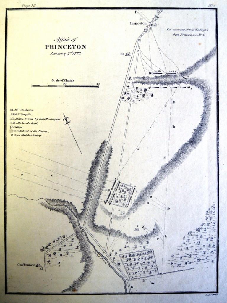 affairs of princeton