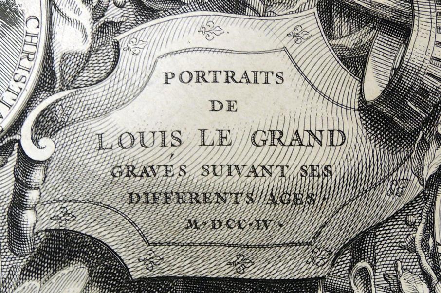 portraits de louis le Grand 3
