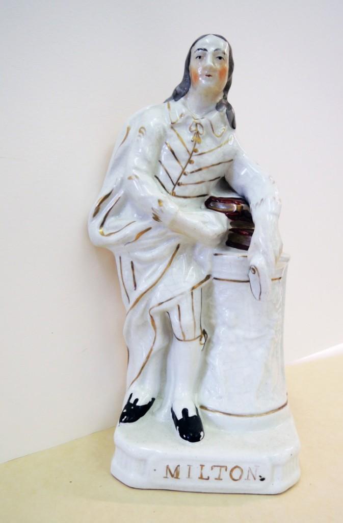 milton figurine