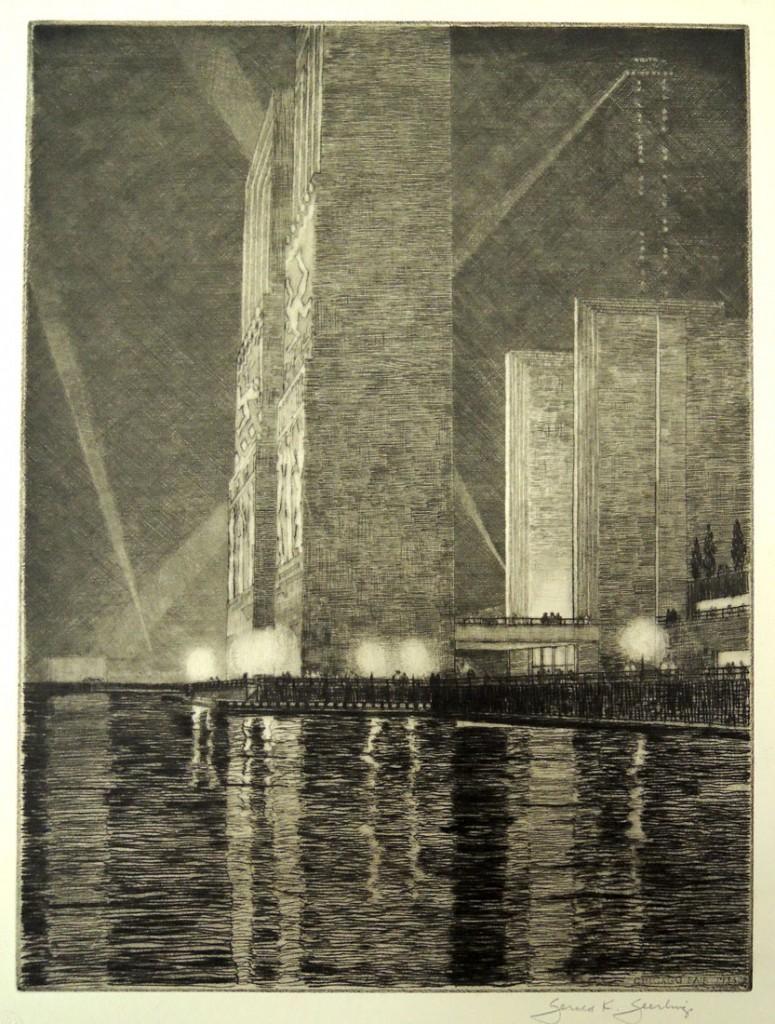 geerling at night