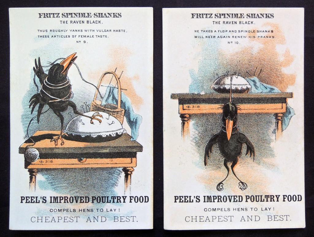 fritz spindle shanks cards11