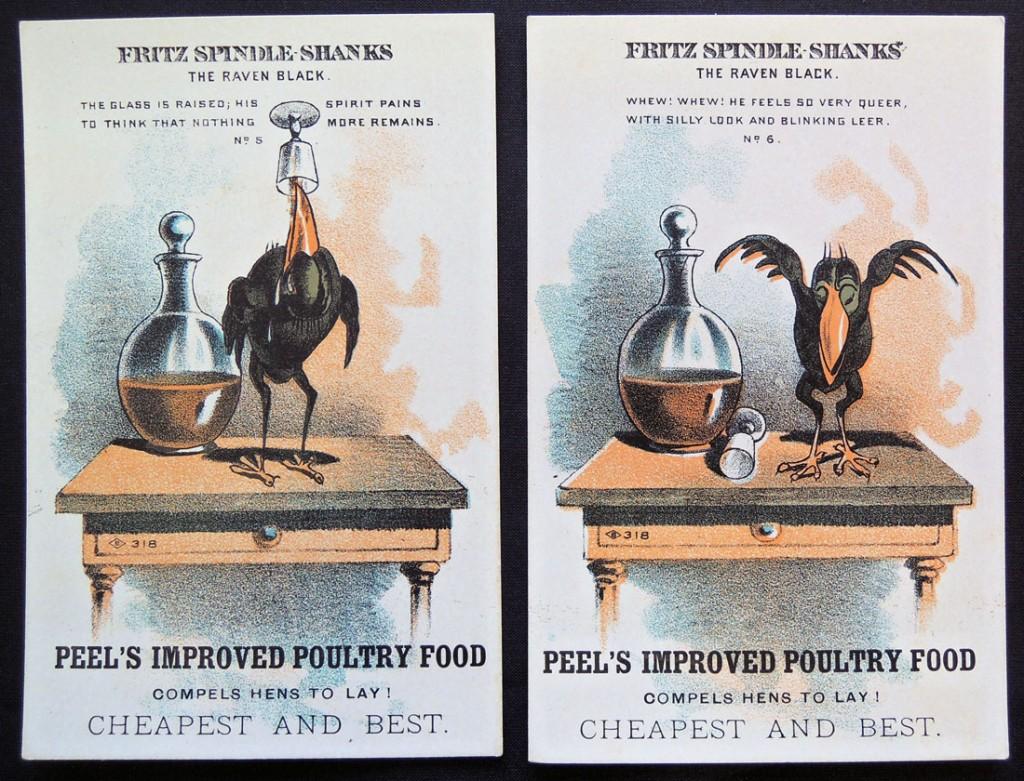 fritz spindle shanks cards13