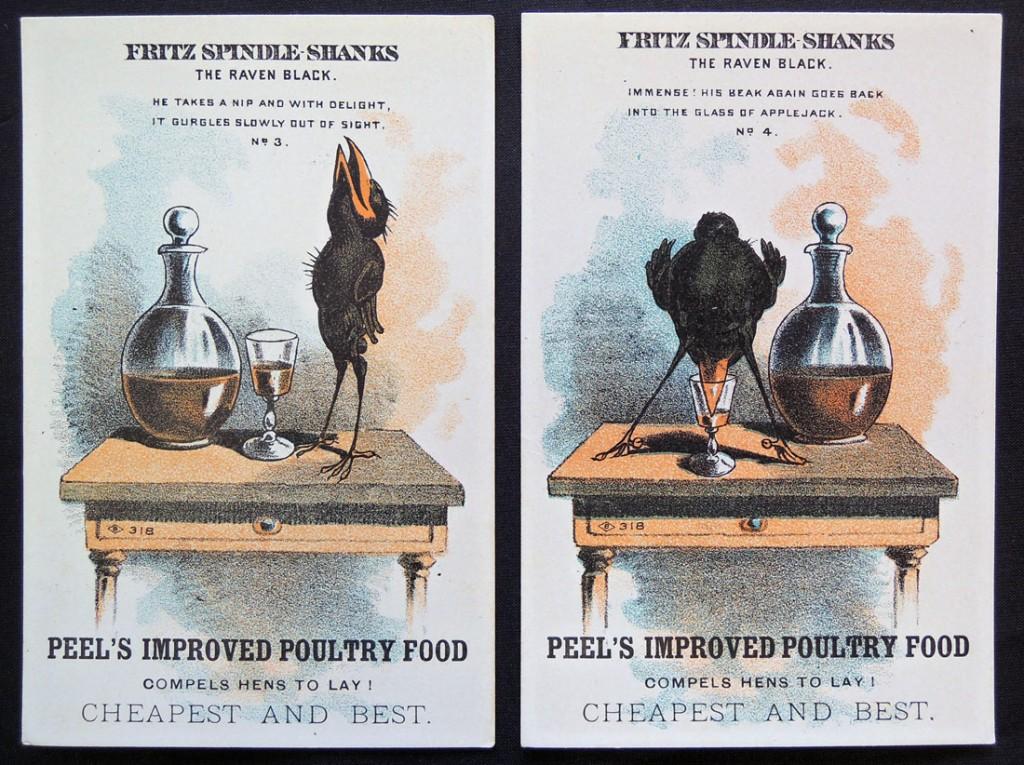 fritz spindle shanks cards14