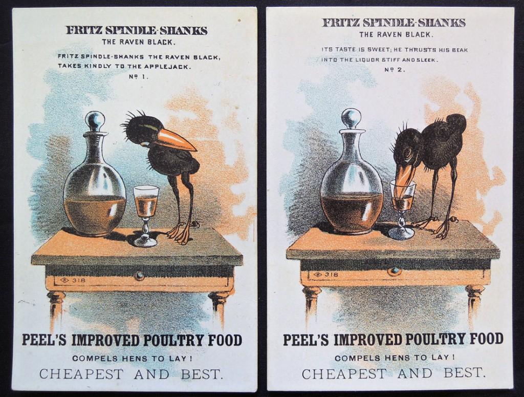fritz spindle shanks cards15