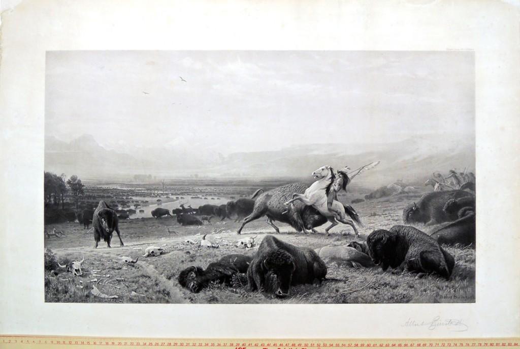 bierstadt last of the buffalo1