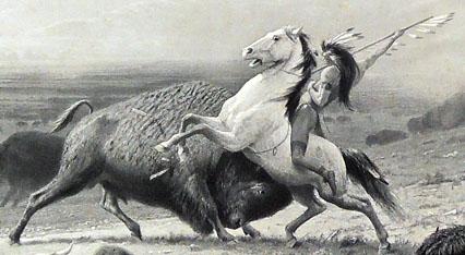 bierstadt last of the buffalo3