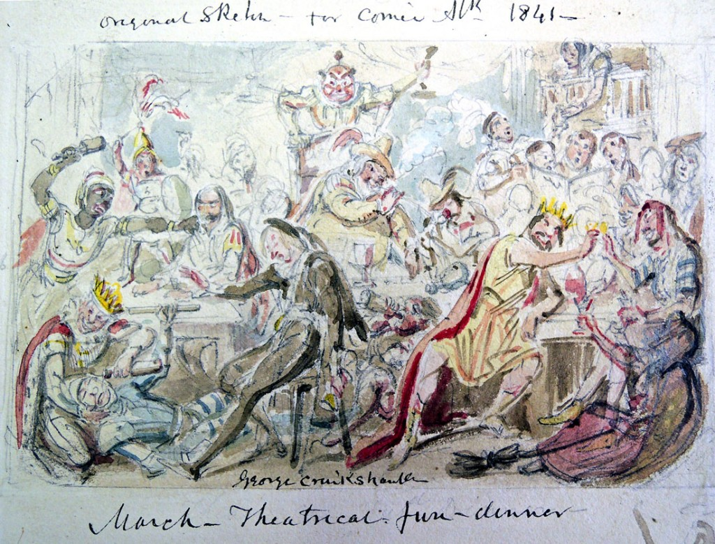 cruikshank comic almanack drawing2
