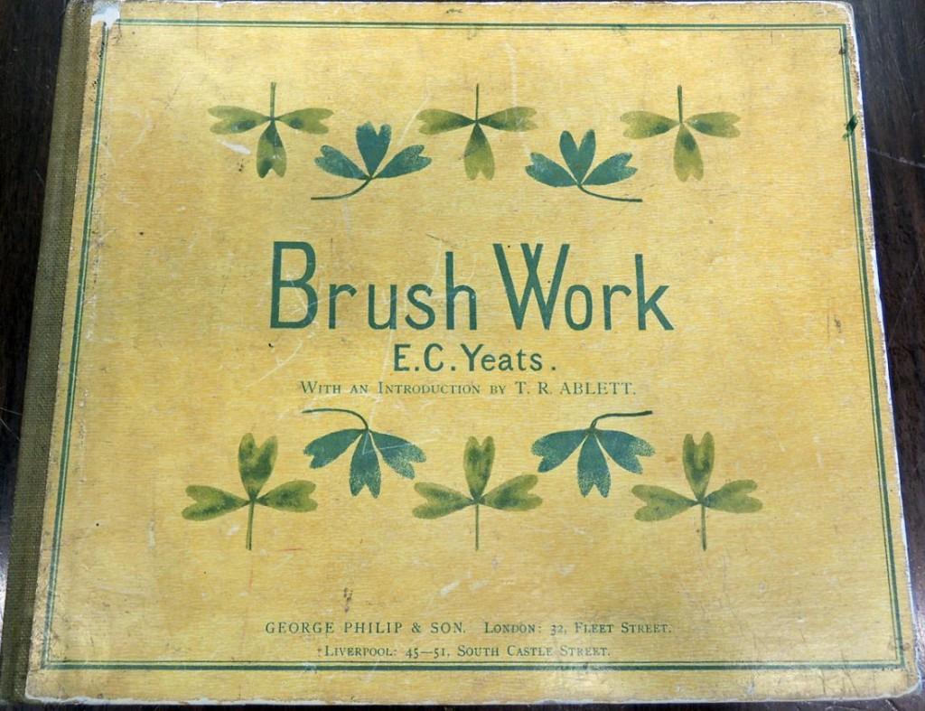 yeats brushwork