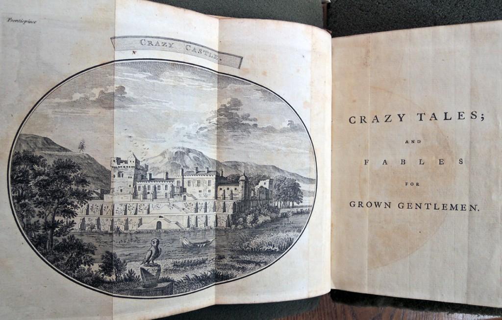 crazy tales gillray