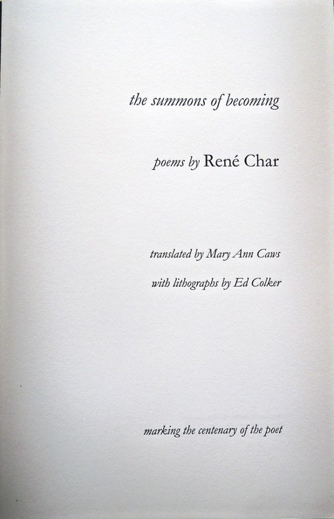 char summons