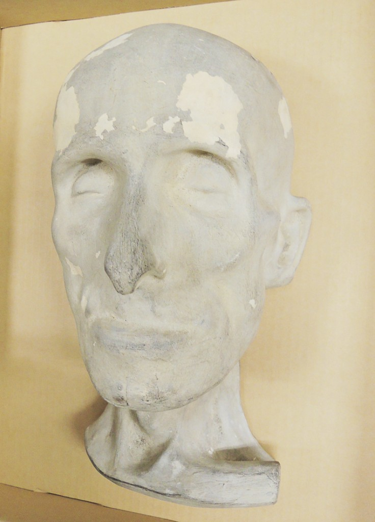death mask unidentified3