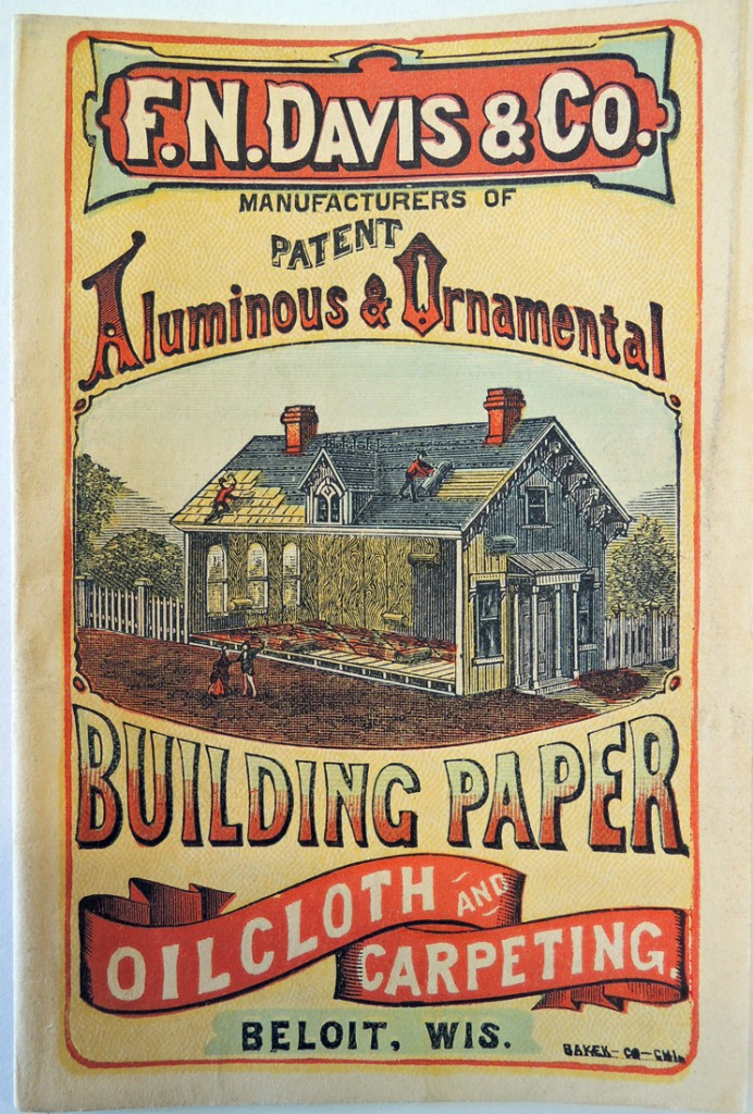 building paper