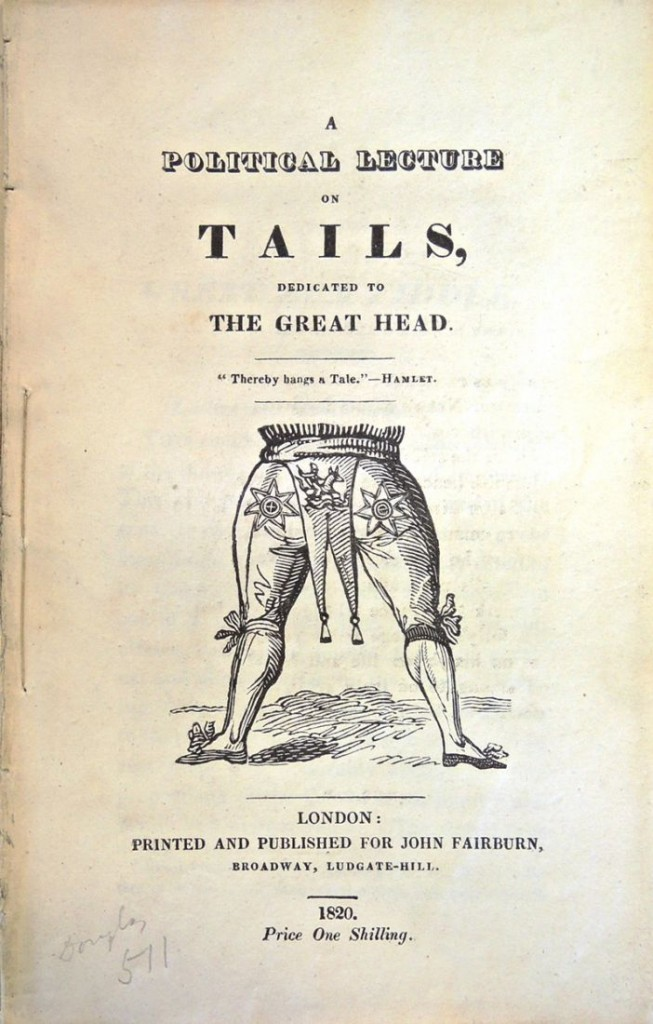 lecture of tails