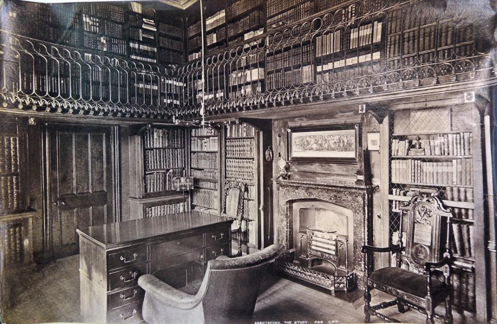 wilson, walter scott library