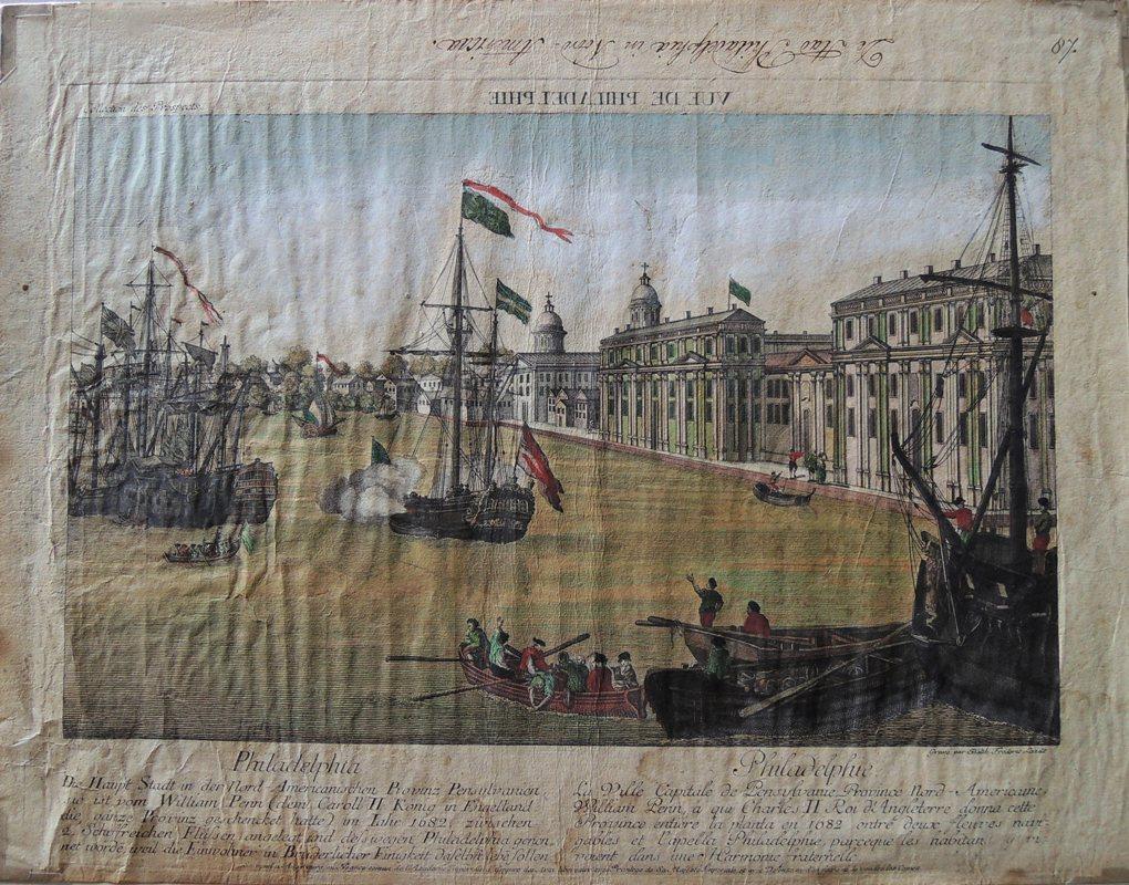 philadelphia view