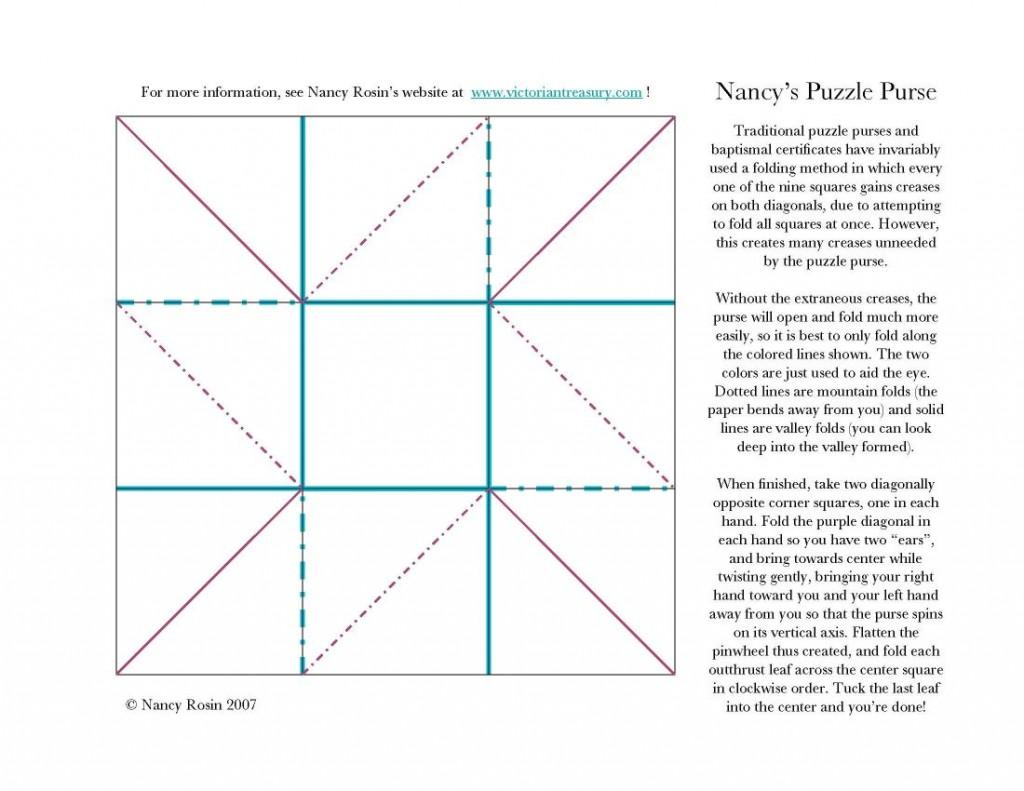 Nancys puzzle purse color model-3