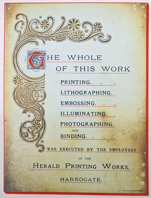 herald printing