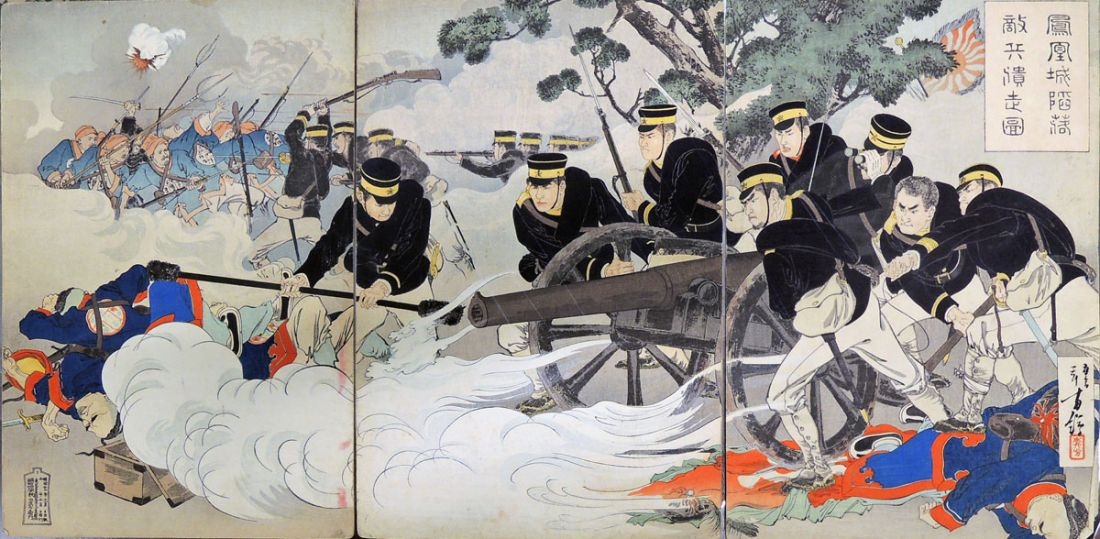 the sino japanese war The sheer scale and complexity of the sino-japanese war is daunting enough and mitter, perhaps wisely, does not get bogged down in the technical and tactical details of how the war was.