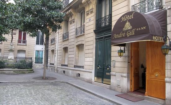 Andre-Gill-street