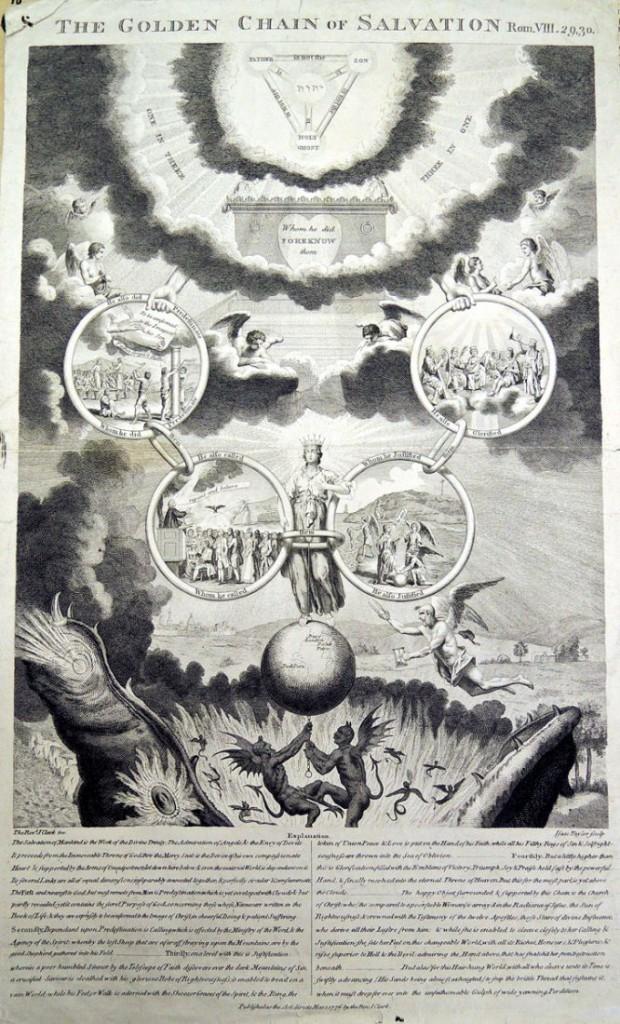golden chain of salvation
