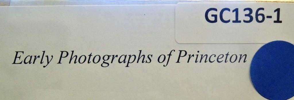 princeton photographs