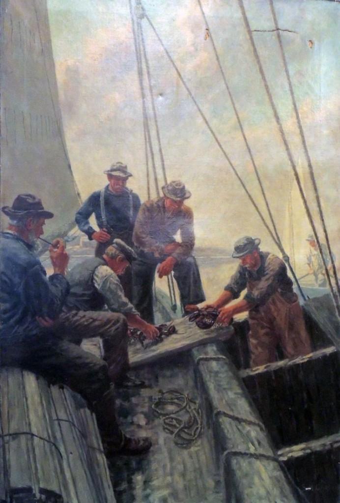 scribners fishing