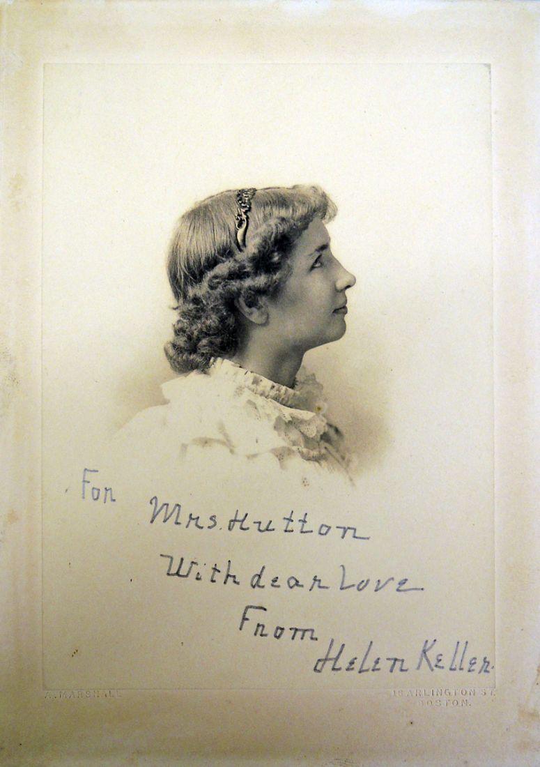 Portraits of Helen Keller | Graphic Arts