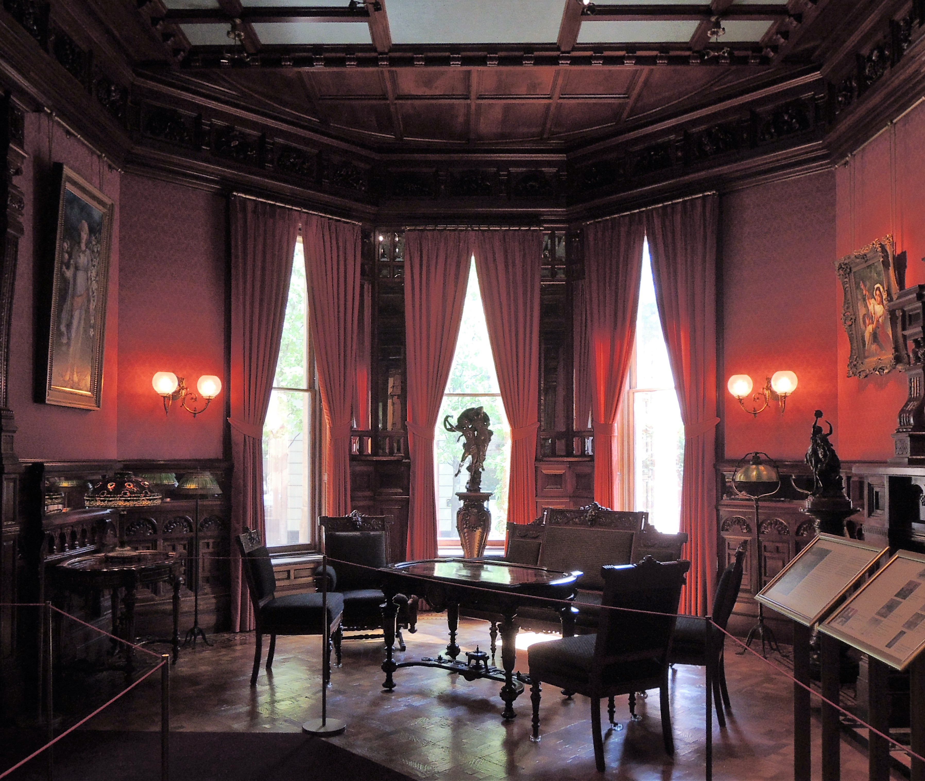 Visiting The Driehaus Museum In Chicago